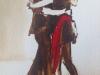 met-rode-sjaal